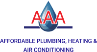 AAA Affordable Plumbing Logo